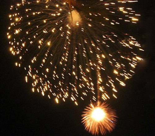 Entertain your guests with spectacular firework show!