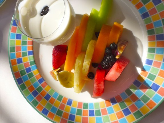 Eating well at Zoëtry Paraiso de la Bonita Riviera Maya is easy with our abundance of delicious fresh fruit!