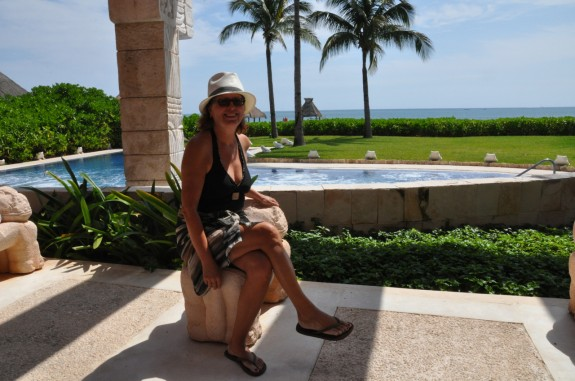 Travel writer Michele Peterson visits Zoëtry Paraiso de la Bonita.