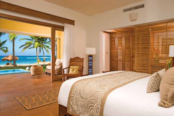 At Zoëtry Wellness & Spa Resorts, ever suite is fit for a king (or queen)!