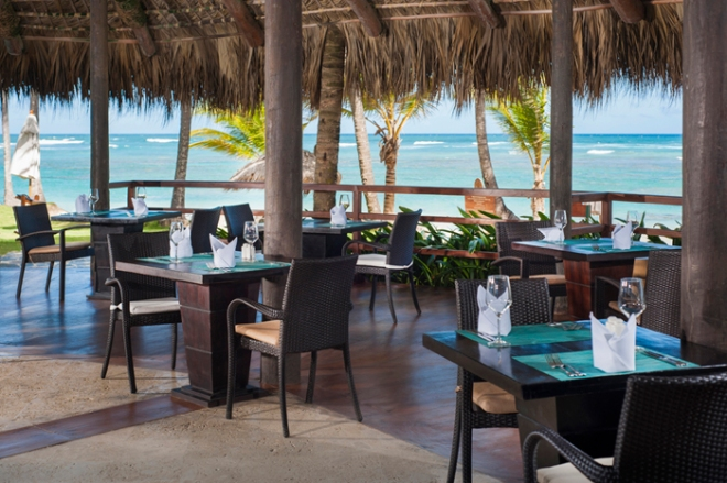 Could this view at Zoetry Agua Punta Cana's Indigo get any better?