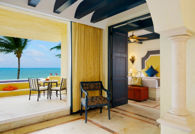 Your suite is waiting, at Zoëtry Paraiso de la Bonita.