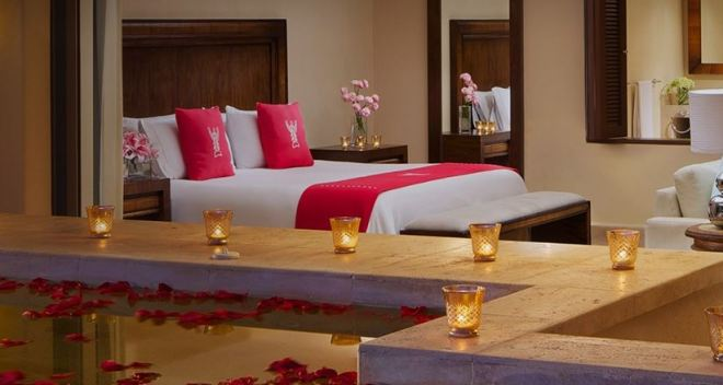 Experience incredible romance in a relaxing atmosphere at Zoetry Wellness & Spa Resorts.