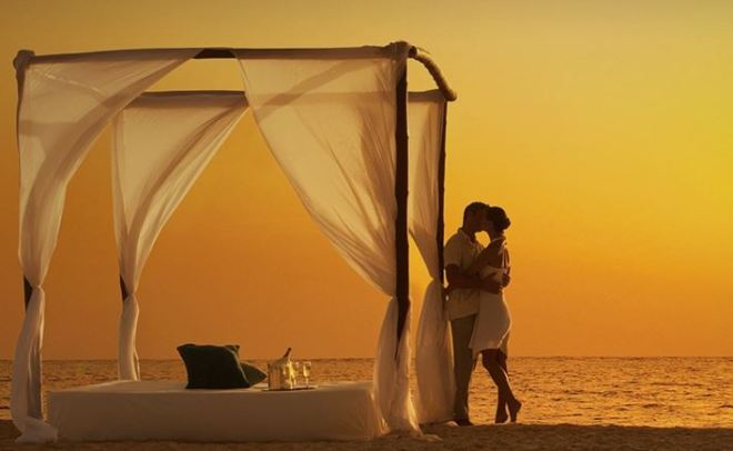 Begin your lives together at Zoëtry Wellness & Spa Resorts.