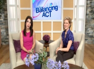"""The Balancing Act"" host Olga Villaverde and AMResorts Lauren Tosti discuss finding the perfect spiritual getaway!"