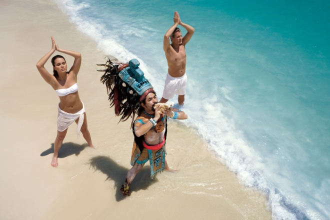 Experience new people, cultures, and exotic places at Zoëtry Agua Punta Cana!