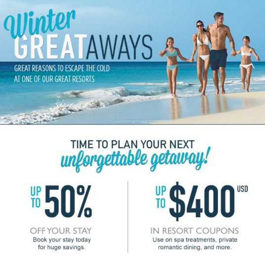 Winter Greataways