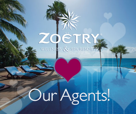 In recognition of Travel Agent Awareness Day, Zoëtry Loves our Agents