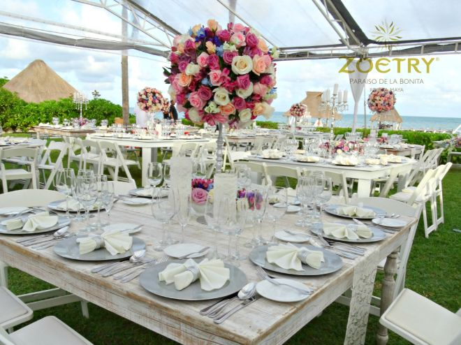 Zoetry Weddings Private Dinners