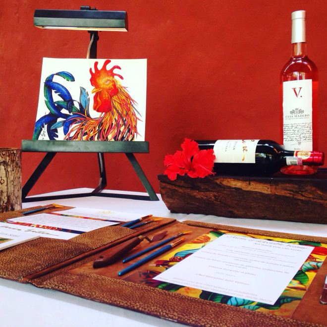 Enhancing - Art Pairing Dinner